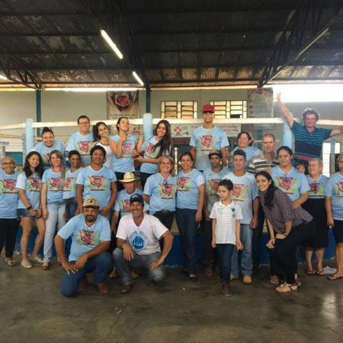 Comendador Gomes realizou 7º Leilão Salve Vidas em prol dos pacientes do Hélio Angotti