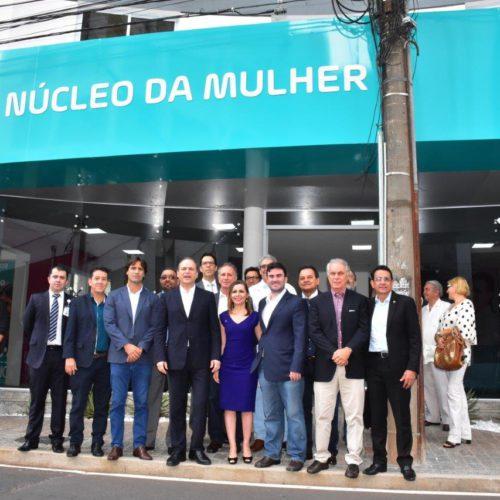 Ministro da Saúde e Instituto Avon inauguram Núcleo da Mulher no Hospital Dr. Hélio Angotti