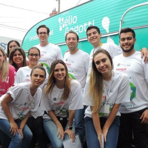 Ação do Hélio Angotti atinge bons números