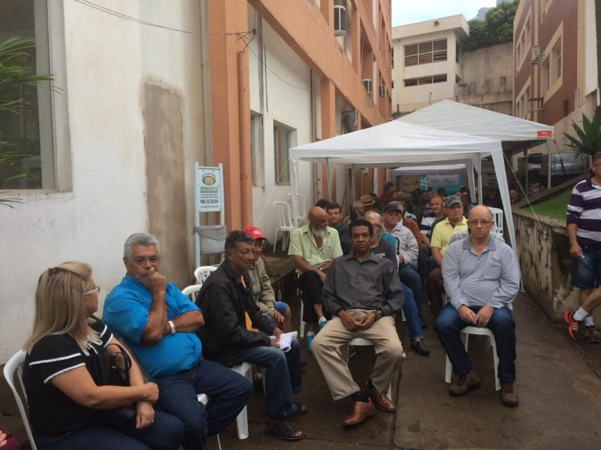 Novembro Azul: Hélio Angotti recebe 400 homens no primeiro dia de atendimento