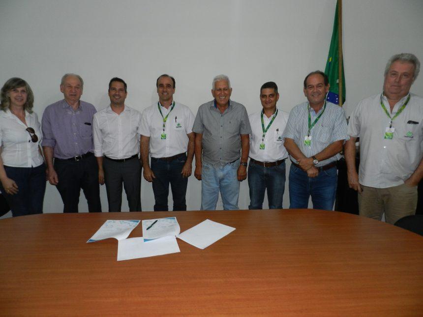 Hélio Angotti e Certrim Firmam Parceria