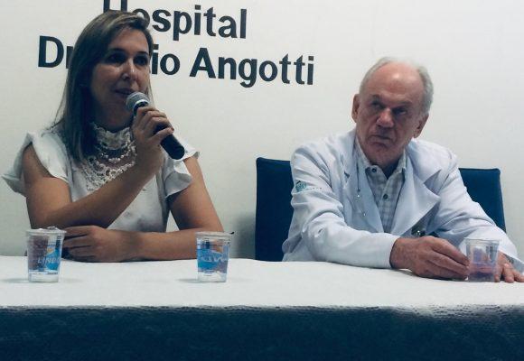 Hélio Angotti abre a 80. Semana de Enfermagem