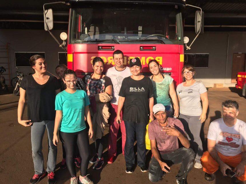 Colaboradores do Hélio Angotti Fazem Curso de Brigada de Incêndio