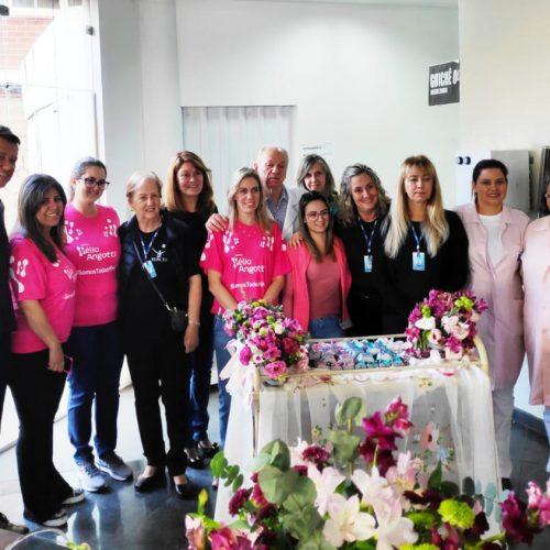 Hélio Angotti Comemora Dia do Hospital e Emociona