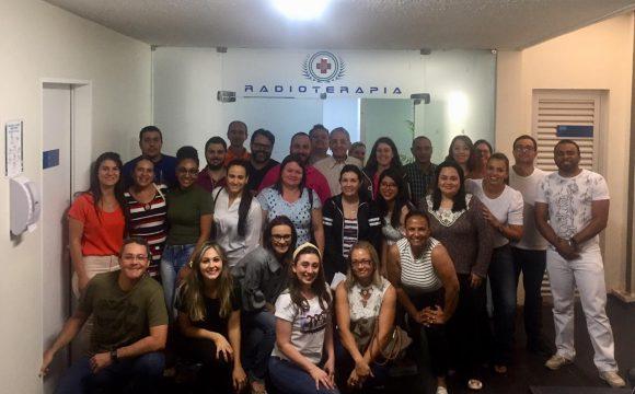 NEP do Hélio Angotti promove Treinamento para Equipes de Radioterapia e de Farmácia