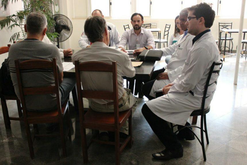 Hélio Angotti Recebe CEREM Para Avaliação de Residência Médica