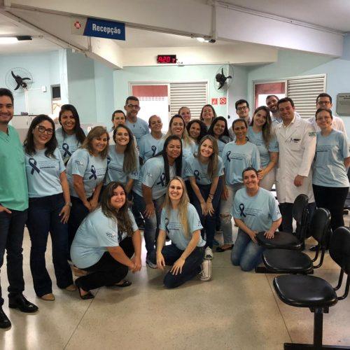 Fim de Semana de Várias Ações do Hélio Angotti em Uberaba