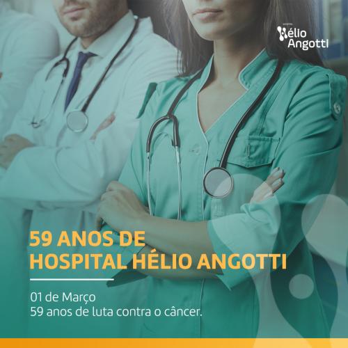 QUASE 60 ANOS DE VIDAS!