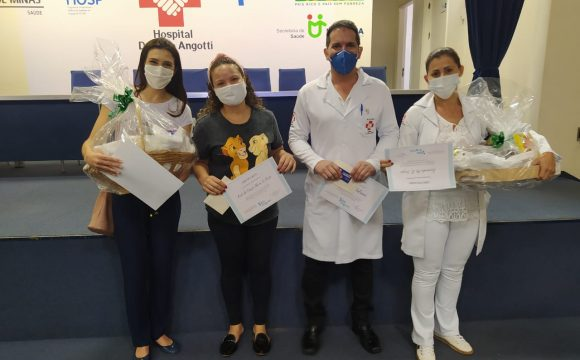 CONCURSO LITERÁRIO PREMIA TÉCNICOS DE ENFERMAGEM DO HHA