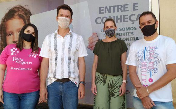 REDE DE PROTEÇÃO DO HOSPITAL HÉLIO ANGOTTI COMPLETA 10 ANOS