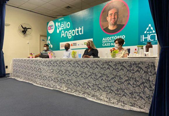 JORNAL DE UBERABA: Hélio Angotti traz mensagem de prosperidade em celebração inter-religiosa