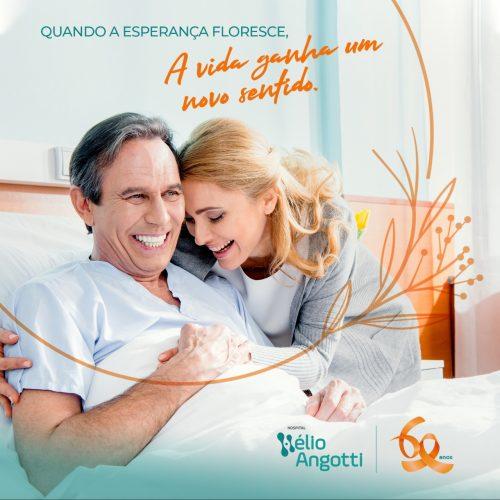 HOSPITAL HÉLIO ANGOTTI CHEGA AOS 60 ANOS MARCADO PELO PIONEIRISMO